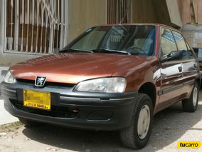 Peugeot 106 Modelo 1998