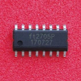 Circuito Integrado Smd Ft2705 - Ft 2705 P * Envio R$12 *