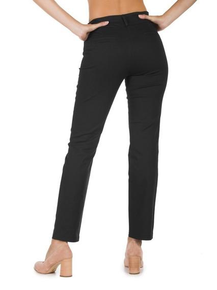 Pantalon De Mujer Gabardina Recto   Cda