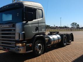 Scania R400 6x2