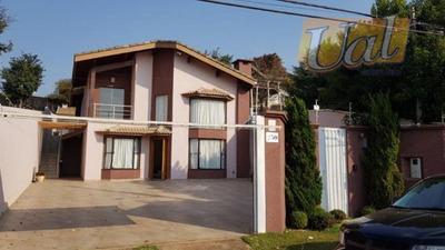 Sobrado Residencial À Venda, Jardim Dos Pinheiros, Atibaia. - So0245