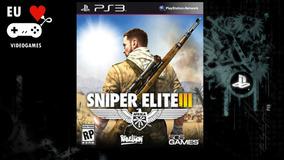 Sniper Elite 3 Playstation 3 Psn Português Do Brasil