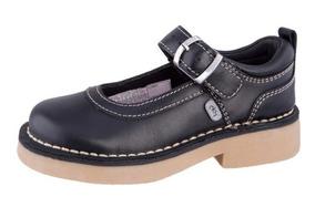 Zapatos Colegio Niña N°26 Una Postura Envíos!