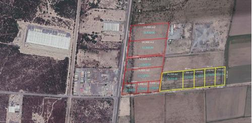 Imagen 1 de 2 de Terreno Industrial En Venta En Salinas Victoria, N.l.