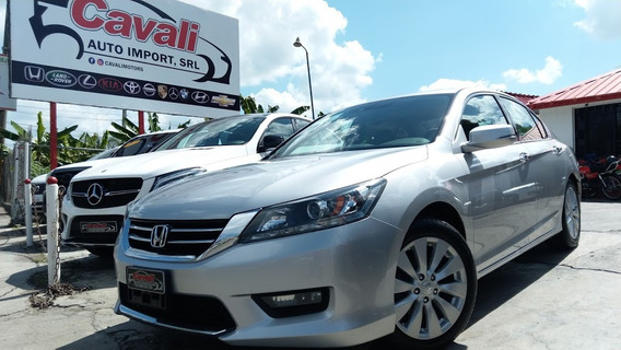 Honda Accord V6 Gris 2014