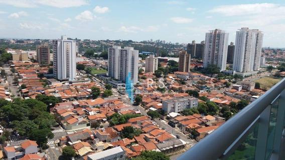 Apartamento Com 4 Dormitórios À Venda, 189 M² Por R$ 1.750.000,00 - Taquaral - Campinas/sp - Ap0181
