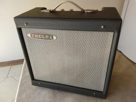 Amplificador Valvulado P/guit. Phelpa 6w (1966)-leia Anuncio