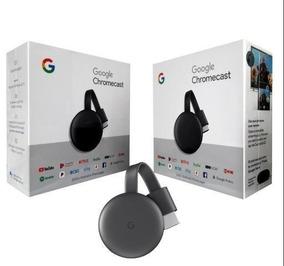 Google Chromecast 3 Hdmi 2019 Original 1080p