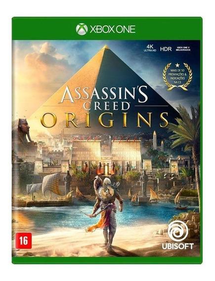 Jogo Assassins Creed Origins Edição Limitada Xbox One