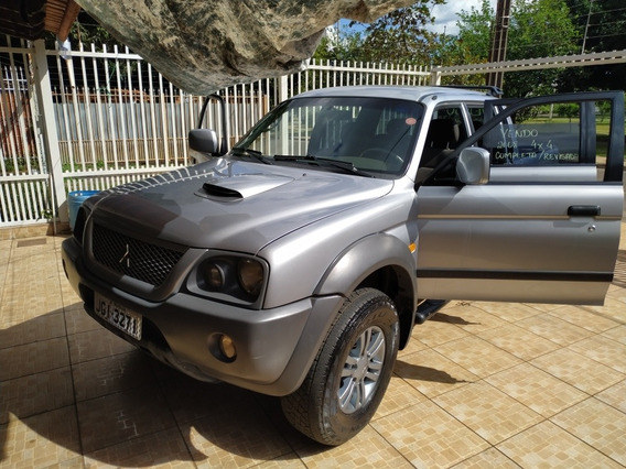 L200 Outdoor Hpe 4x4 Completa Cambio Manual Motor Revisado