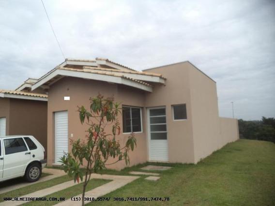 Casa Em Condomínio Para Venda Em Sorocaba, Vila Amato, 2 Dormitórios, 1 Banheiro, 1 Vaga - 360
