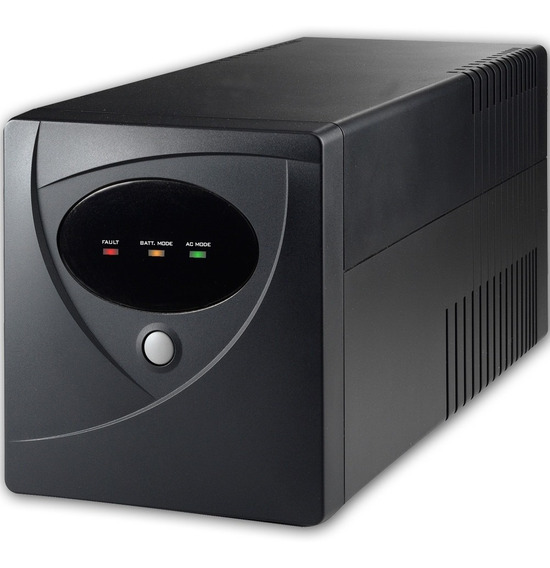 Ups + Estabilizador Lyonn Ctb-1500 1500w Display Soft Mexx
