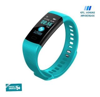 Relógio Inteligente Lemfo Smartwatch + Pulseira De Brinde