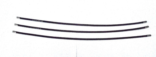 Conduite De Freio  Shimano Sis Sp 5mm X 395mm  ( Kit 3 Pçs).