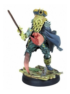 Pirates Of The Caribbean Gentle Giant Maqueta Davy Jones