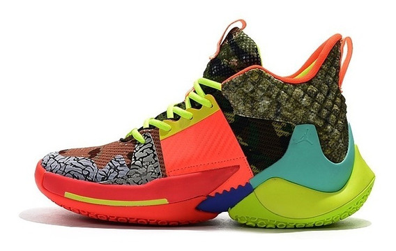 Zapatillas Nike 1 Air Jordan Why Not Zer0.2 40 A 46
