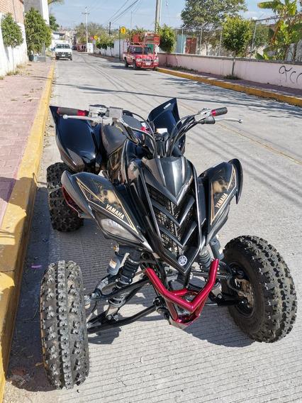 Yamaha Raptor 700r Edicion Especial