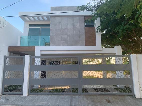 Casa En Venta Luis Echeverria Alvarez