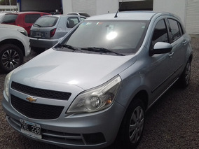 2010 / Chevrolet Agile 1.4 Ls