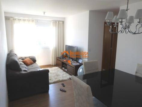 Imagem 1 de 19 de Apartamento Com 2 Dormitórios À Venda, 56 M² Por R$ 300.000,00 - Jardim Nova Taboão - Guarulhos/sp - Ap2777