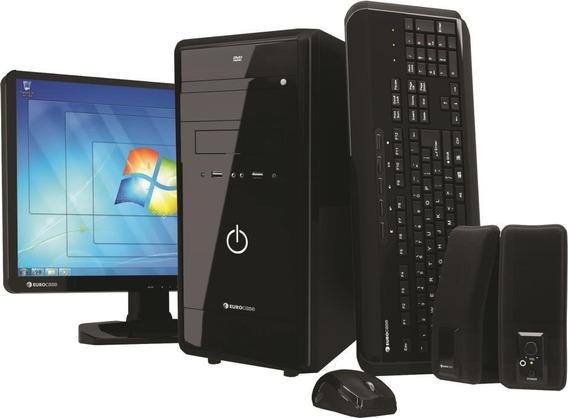 Computadora Core I5. Monitor Teclado Y Mouse. Tienda Física