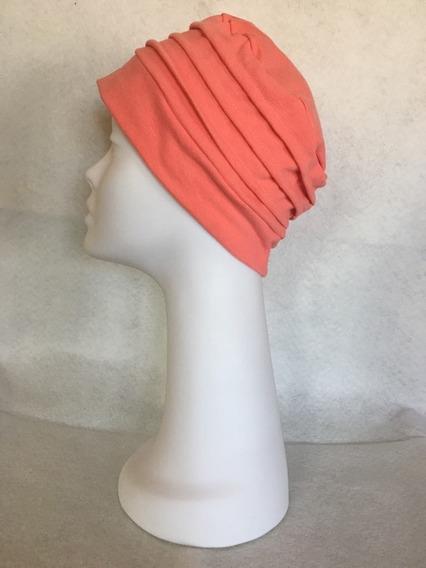 Turbante Oncologico Modelo Coco En Algodon