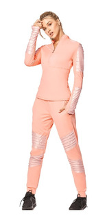 Pantalón Deportivo Babalú Mujer Poliéster Talla S-m