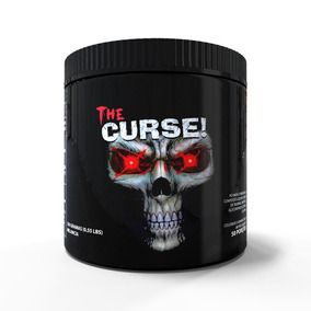 The Curse 250 Gr Laranja