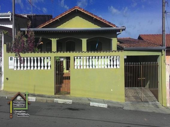 Linda Casa Em Pinhalzinho, Ótima Oportunidade Para - Ca0015