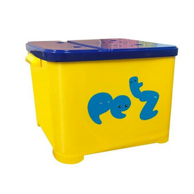 Container Petz Para Ração Azul 15kg