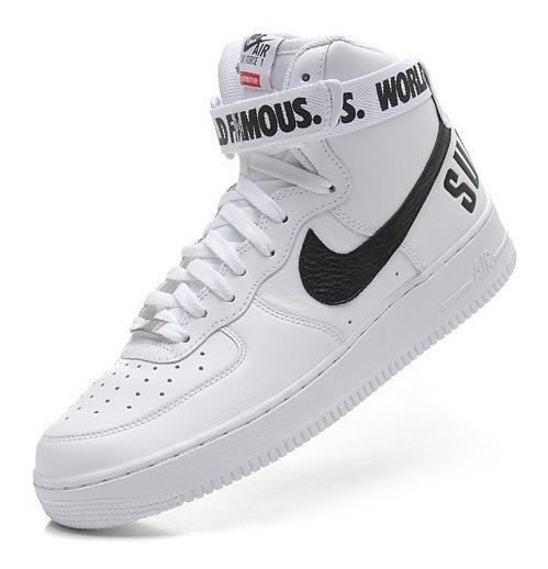 Tênis Nike Air Force 1 High Supreme - Diversas Cores