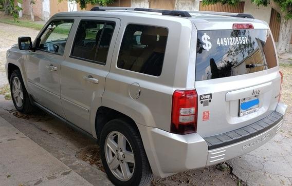 Jeep Patriot Limited Qc 4x2 Cvt 2010