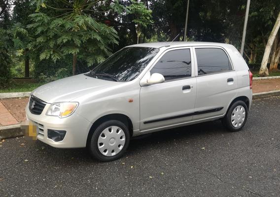 Suzuki Alto K10 2013