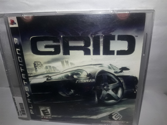 Cd Playstation 3 Grid