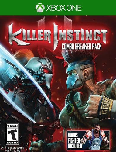 Killer Instinct Xbox One - Mídia Física