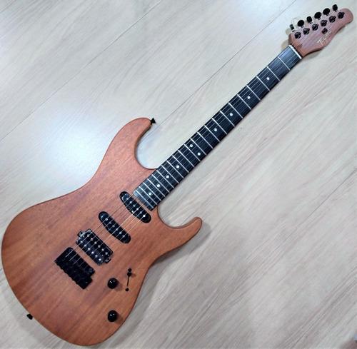 Imagem 1 de 9 de Guitarra Tagima Stella Ntm Mahogany Classic Serie Lançamento