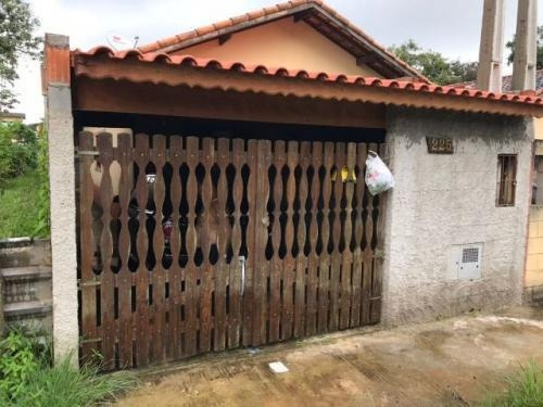 Casa No Jardim Umuarama, Em Itanhaém, Ref. C1165 L C