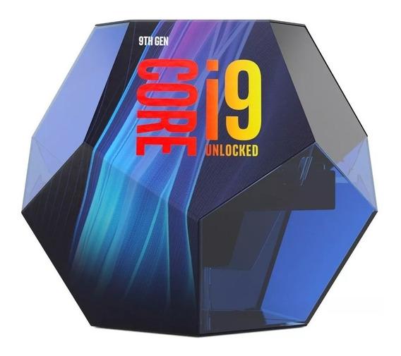 Processador Intel Core I9 9900k 3,6 Ghz 9º Ger Bx80684i99900