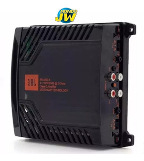 Potencia Amplificador Jbl Br-a 400x4 4x100rms 4 Canales