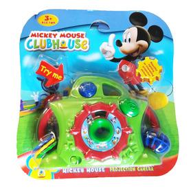 Camera Fotográfica Infantil Mickey Disney