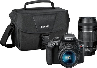Camara Canon Eos Rebel T6 Dslr Con Ef-s 18-55mm Is Ii