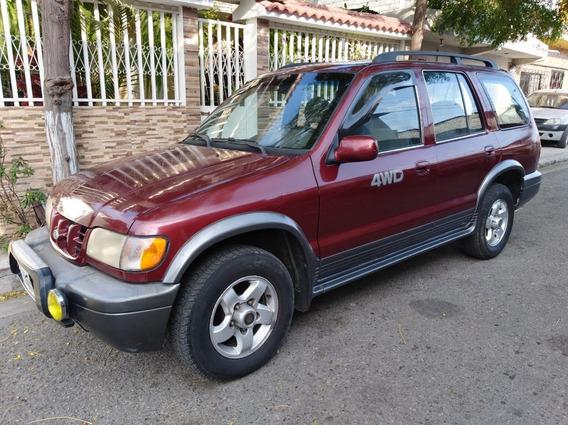 Kia Sportage Wagon 2001