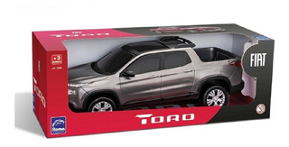 Caminhonete Fiat Toro Brinquedo Volcano Pickup Idêntica