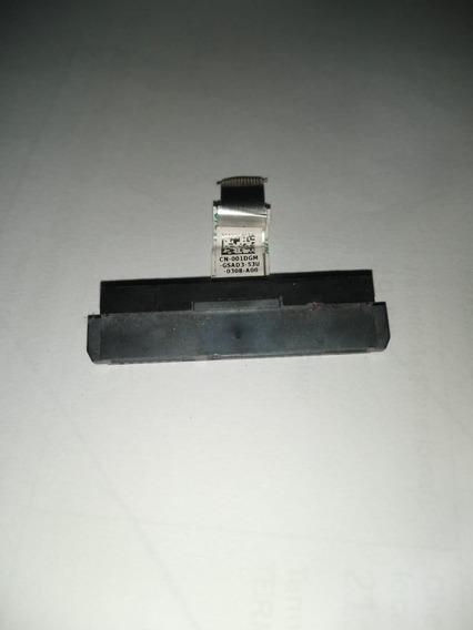 Conector Adaptador Do Hd Para Dell 5458 Nbx0001qp00 001dgm