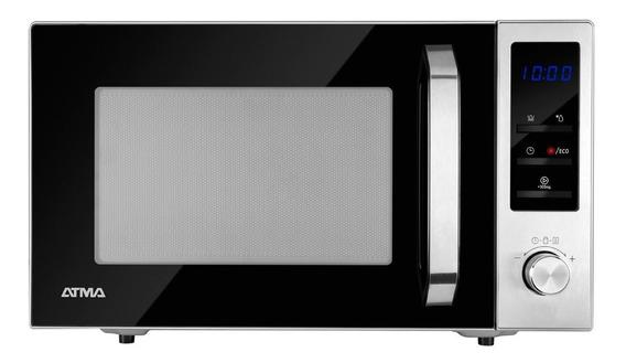Horno Microondas Atma Md1820gn C/grill 17 Litros Digital 12c