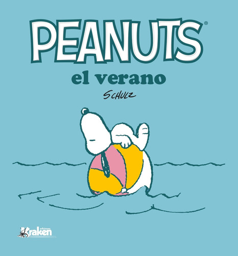 Imagen 1 de 3 de Peanuts El Verano, Charles Schulz, Kraken