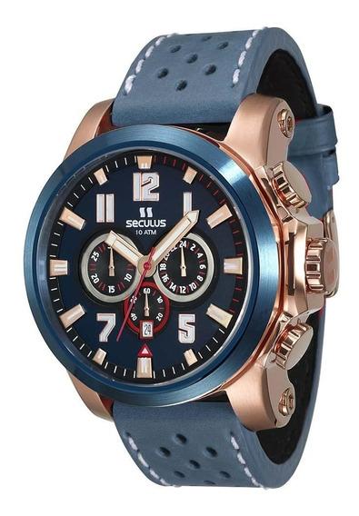 Relógio Seculus 13001gpsvrc1
