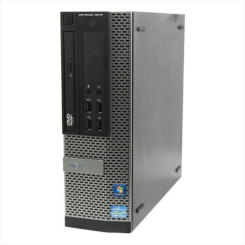 Imagem 1 de 1 de Cpu Dell Optiplex 9010 Intel Core I5 8gb 500gb Ssd+ 500gb Hd