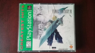 Final Fantasy Vii Ps One