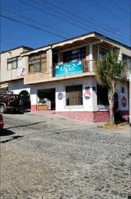 Local Comercial Y Departamento En Venta En El Centro De Chapala, Jalisco